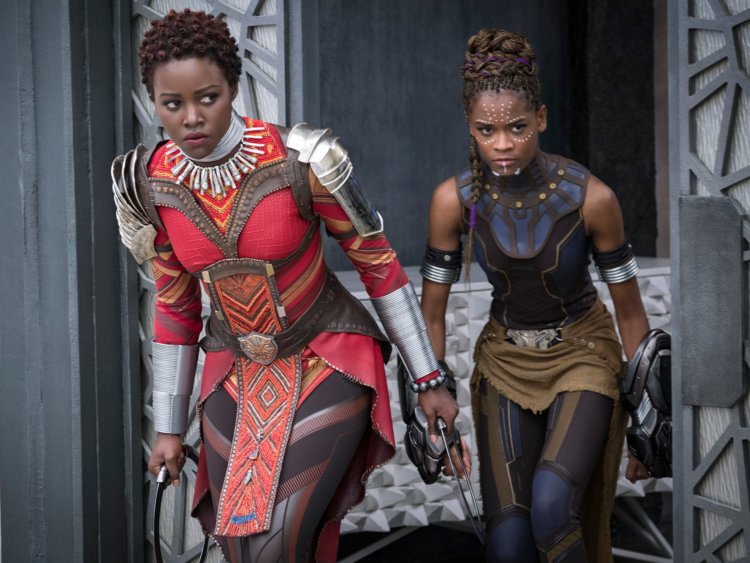 photo from movie Take Me Back to Wakanda