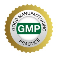 Our products follow GMP - Good Manufacturing Practice